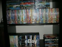 Lot de 130 DVD Disney