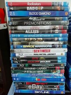Lot de 47 Blu-ray NEUF SOUS CELLO