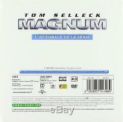 Magnum L'intégrale Coffret DVD Classique Avec Tom Selleck