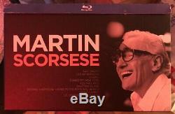 Martin Scorsese Coffret Collector Blu-Ray