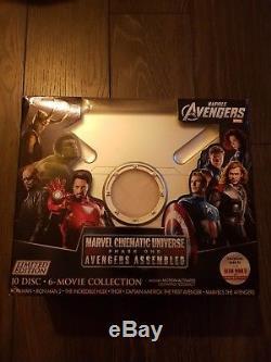 Marvel Cinématic universe Phase Une