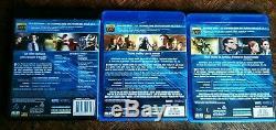 Marvel Lot de 15 Blu-ray Comme Neuf, livraison offerte en mondial relay