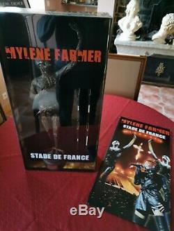 Mylène Farmer. Coffret Stade de France Édition Limitée et Numérotée Rare