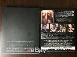 Nymphomaniac director's cut Bluray Version Longue Lars Von Trier Blu-ray Rare