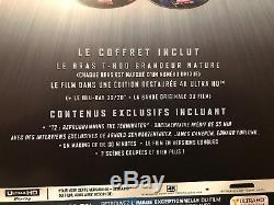 Promo Bras Terminator 2 Blu-ray Uhd 3d Neuf 5053083125882