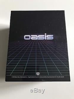 READY PLAYER ONE HDZeta BoxSet Steelbook New & Sealed
