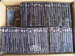 Rare Collection Integrale Jean Gabin 60 DVD Neufs Emballes
