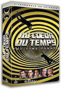 Rare DVD Coffret Intégrale AU COEUR DU TEMPS TBE VF