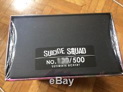 SUICIDE SQUAD HDzeta Ultimate Boxset One Click (NEW & SEALED)