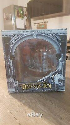 Seigneur des anneaux Collector Dvd Lord Of The Rings