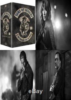 Sons of Anarchy L'intégrale des saisons 1 à 7