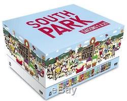 South Park-L'intégrale Officielle-Saisons 1 à 21 NEUF