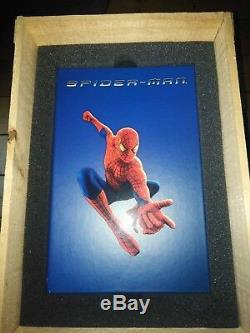Spiderman coffret collector dvd / marvel Stan Lee