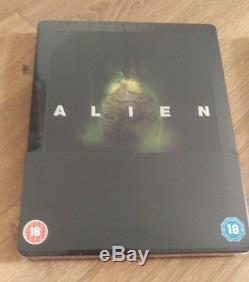 Steelbook Alien Zavvi Set 1 à 5