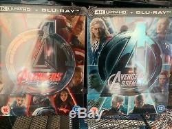 Steelbook Avengers 4K