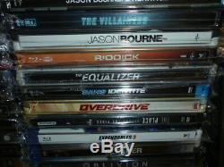 Steelbook Blu-ray Lot de 41 Steelbook divers Action RARE