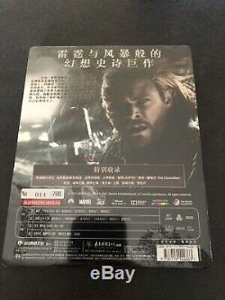 Steelbook Blufans Thor