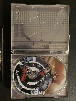 Steelbook Exclusif Blufans Lenticulaire Ant Man #32 Marvel