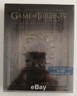 Steelbook Game Of Thrones Saison / Season 5 Neuf
