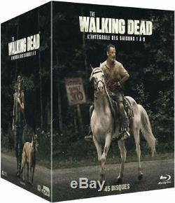 THE WALKING DEAD Saisons 1 à 9 // coffret BLU-RAY neuf