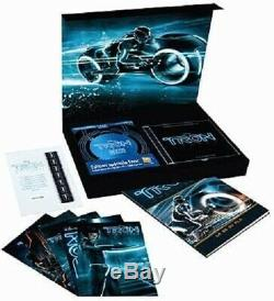 TRON L'Héritage Neuf (TRÈS TRÈS RARE) Collector Blu-Ray Edition Spéciale Fnac