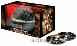 Terminator 4 Renaissance coffret 2 Blu-ray Edition limitée exclusive Amazon neuf