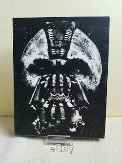The Dark Knight Rises HDzeta Lenticular Steelbook Bluray 4k DC Comics batman