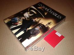 The Untouchables Blu-ray Steelbook Lenticular FullSlip Cinemuseum CMA #01