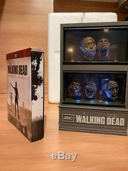 The Walking Dead Editon Limitée Collector Blu Ray VF Saison 3