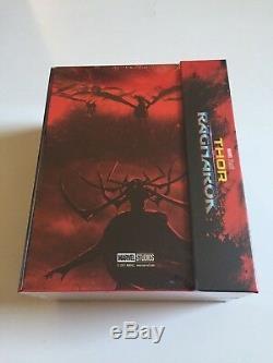 Thor Ragnarok One Click Blufans Exclusive #44 Steelbook Mint & Sealed New