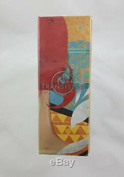 Transistor Collector Edition Limitée Limited Run PS4 NEUF