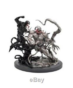 VENOM collector blu-ray 4K + 3D + blu-ray inclus statue Marvel Spiderman